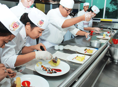 Hotel and Restaurant Course Philippines - Lyceum of the Philippines Laguna