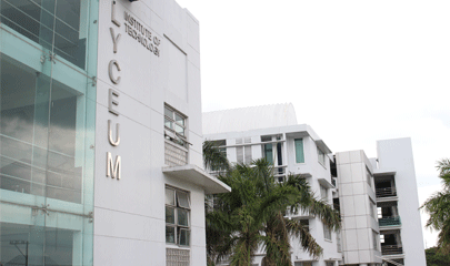 Academic Industry Linkage - Lyceum of the Philippines University Building