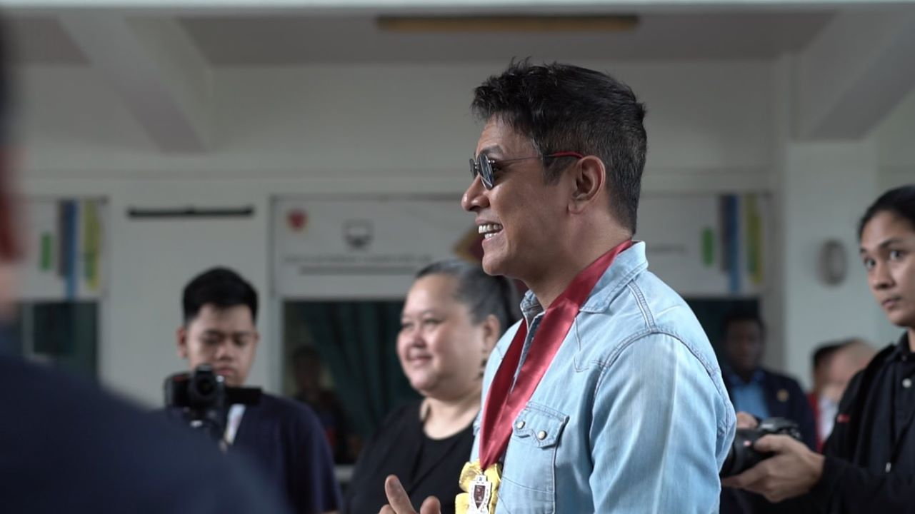 PURE ENERGY OPENS HIS PURE HEART TO LYCEANS: Gary Valenciano at LPU-Laguna