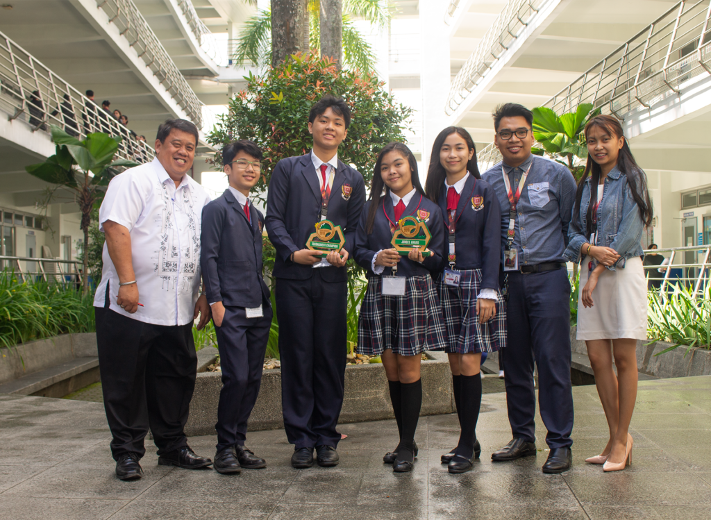Robotics Team of LPU-L International School bagged Multiple Awards at Philippines VEX National Championships